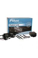 Pilot  H1 8000K digital duokit