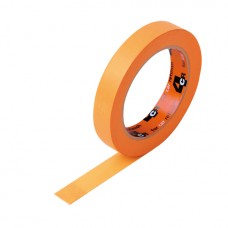 4CR 1141 Fineline Masking Tape 18MM Oranje