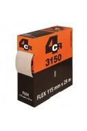 4CR 3150 FOAM FLEX 115mm X 25m P150